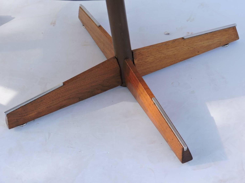 swivel pod chair art deco kitchen chairs sleek at 1stdibs