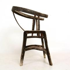 Shoe Shaped Chair Covers And Sashes For Cheap Antique Chinese Yoke Back With Patinated Wood Horse