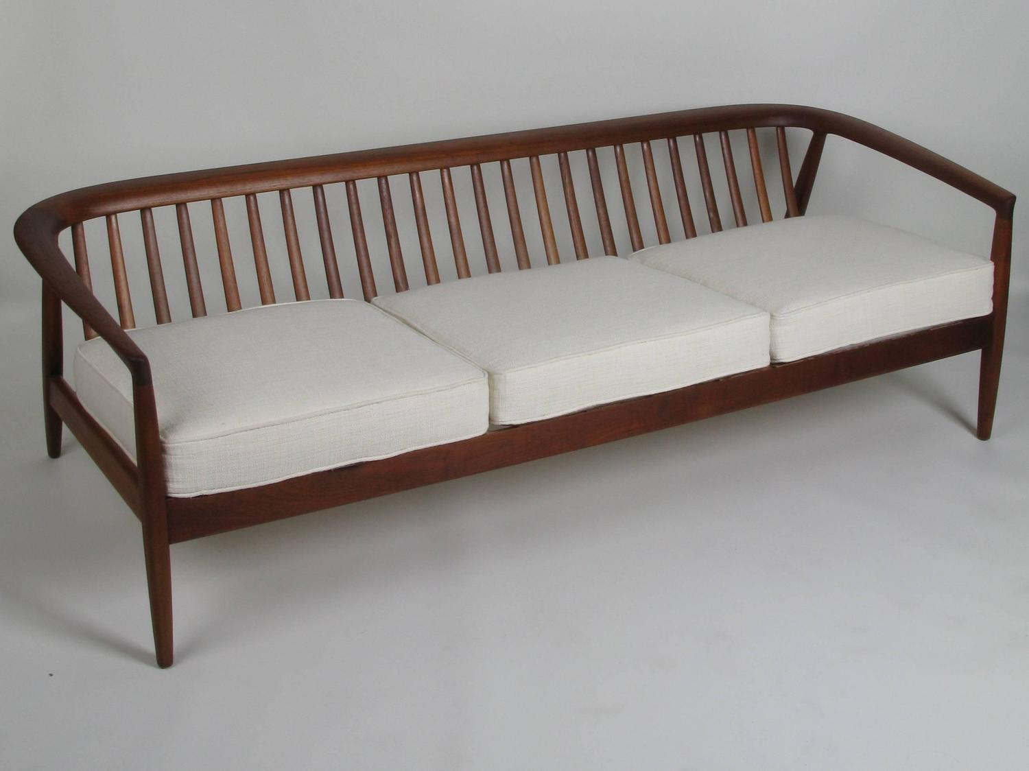dux sofa by folke ohlsson leather paint teak for at 1stdibs