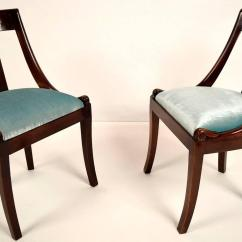 French Antique Chairs For Sale Wheelchair Yusuf Sarai Set Of Six Empire Style Dining