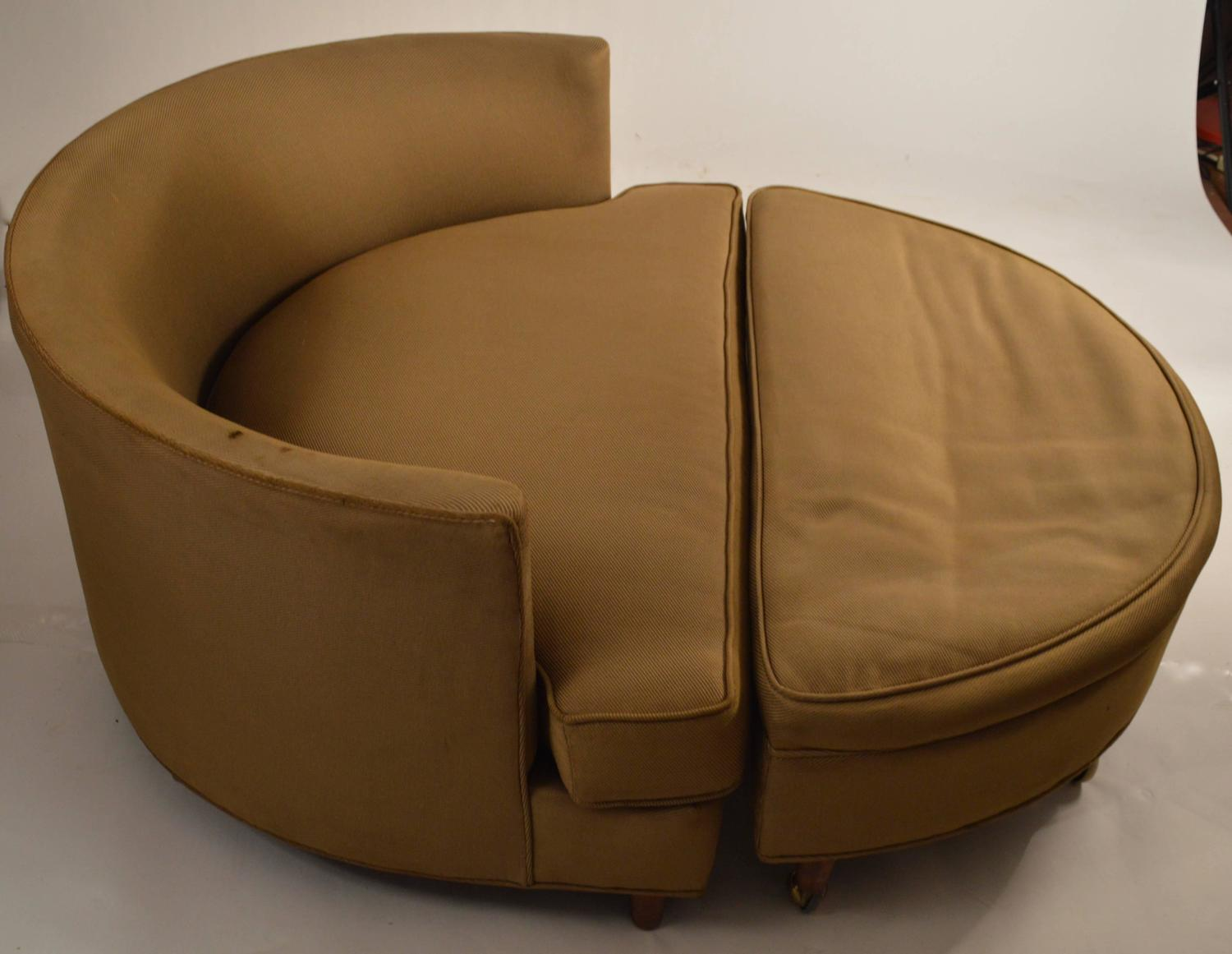 circular chairs for sale chair booster seat kmart large and ottoman after pearsall
