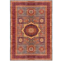 Very Large Mamluk Hand-Knotted Rug For Sale at 1stdibs