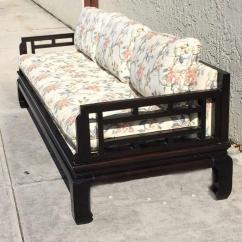 Century Furniture Sofa Quality Accent Swedese Vintage Black Lacquer Style Of Michael Taylor For Baker Probably Same And Look As Micheael Taylors Far East Collection
