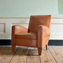Leather Club Chairs For Sale Chair Covers Without Sashes French At 1stdibs