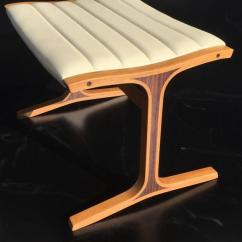 Rocking Chair Footrest Eames Time Life Tendo Mokko Heron And For Kosuga Japan Sale At 1stdibs