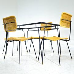 Mexican Dining Room Table And Chairs Bungee Chair Office Set For Sale At 1stdibs