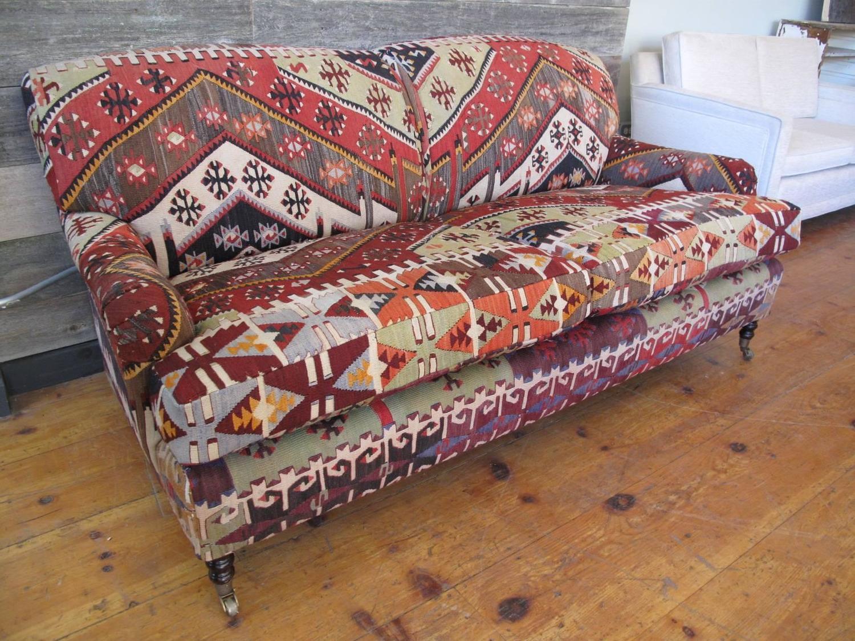 foam for sofa india sleeper jacksonville fl george smith with kilim at 1stdibs