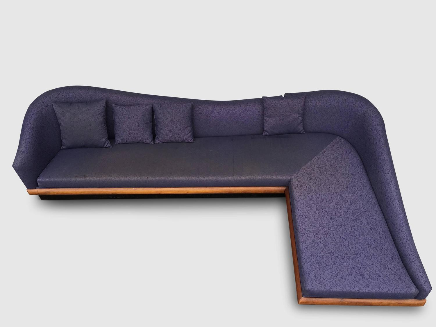 cloud sofa for sale small scale leather adrian pearsall at 1stdibs