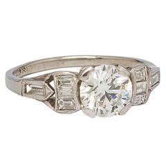 Neil Lane Custom Made 301 Carat Radiant Cut Diamond