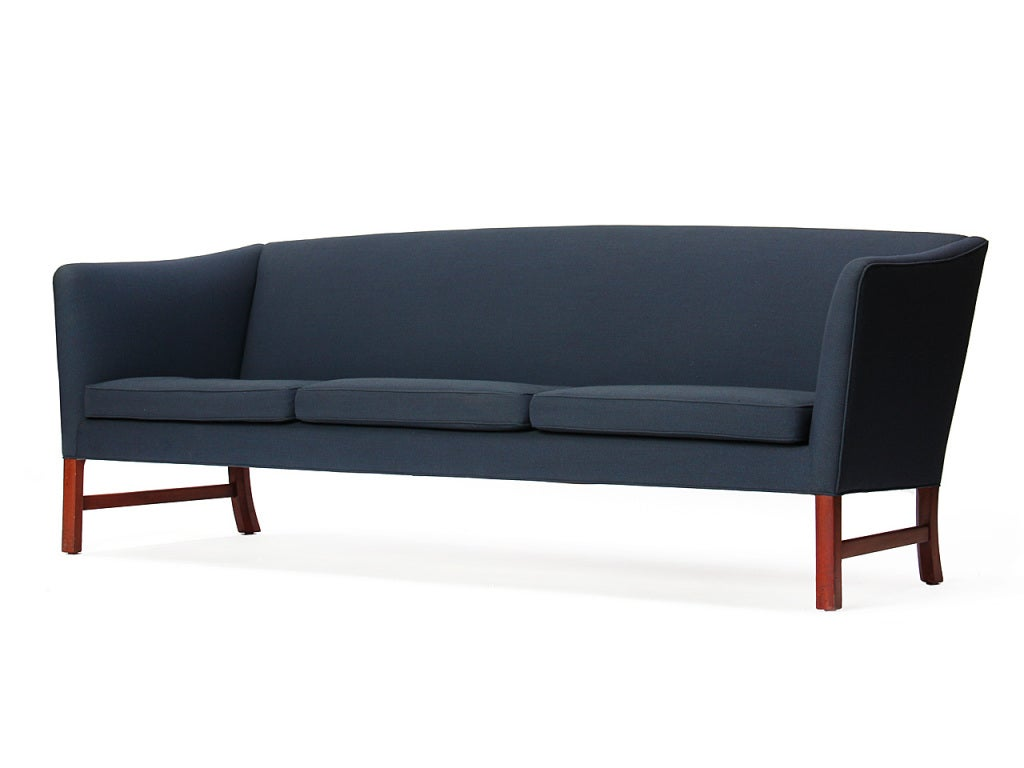 tight back sofas lazy boy leather sofa and chair by ole wanscher for sale at 1stdibs