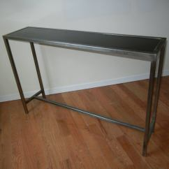 Tight Back Sofas Lounge Sofa Designs Industrial Steel And Marble Console Table From Belgium For ...