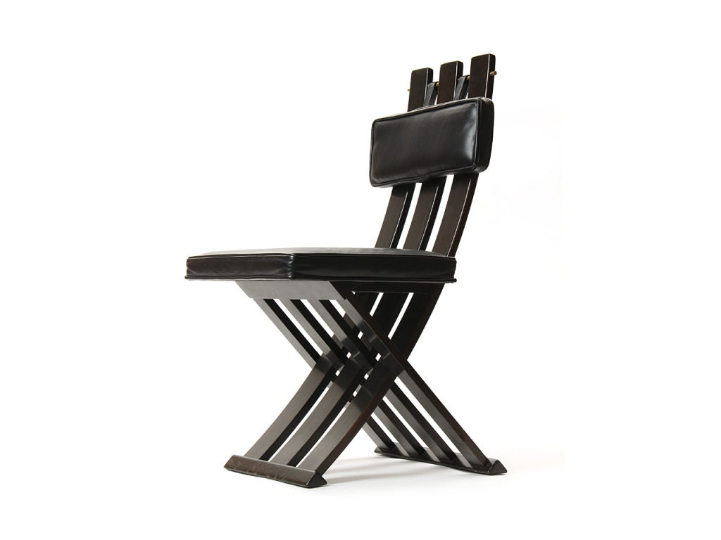 X Chair X Chair By Harvey Probber For Sale At 1stdibs