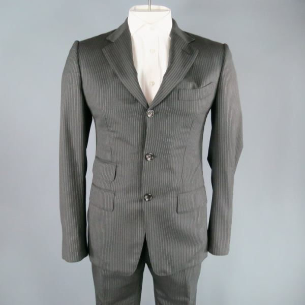 Tom Ford Suit Notch Lapel