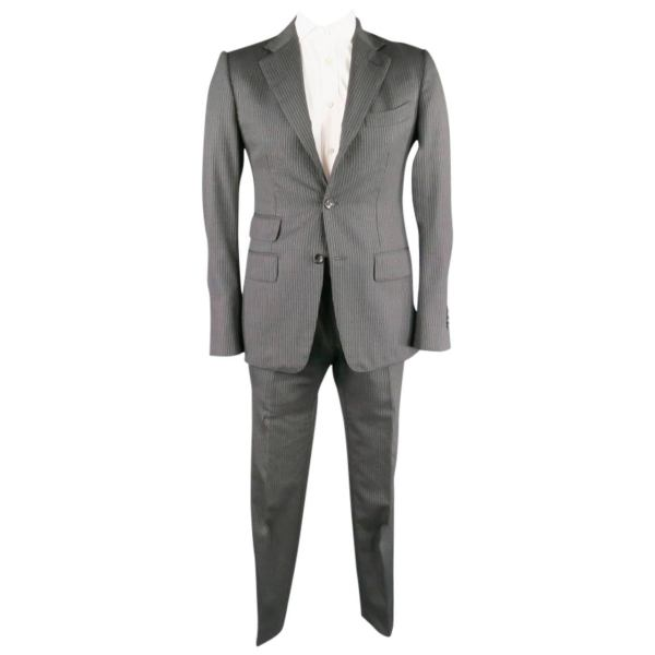 Tom Ford Pinstripe Suit