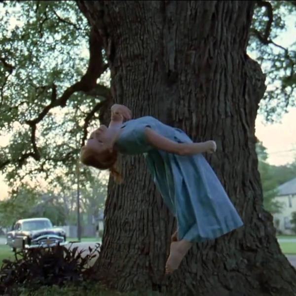 1950s Original Vintage Dress Worn Jessica Chastain Tree