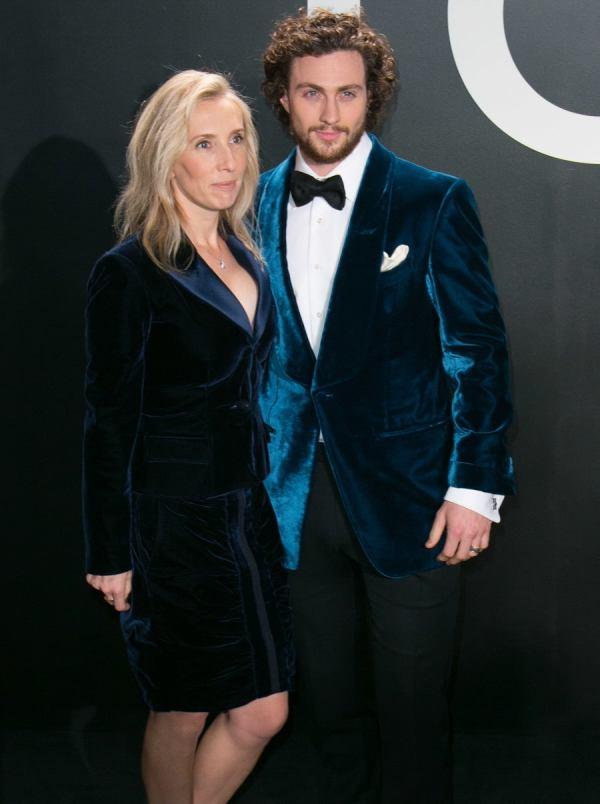 Tom Ford Yves Saint Laurent Blue Velvet Suit 1stdibs