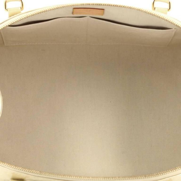 louis vuitton sherwood handbag monogram vernis gm at 1stdibs