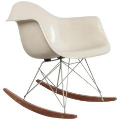 Metal Rocking Chair Runners Beach House Style Dining Chairs Charles And Ray Eames Rar 1960s For Sale At 1stdibs
