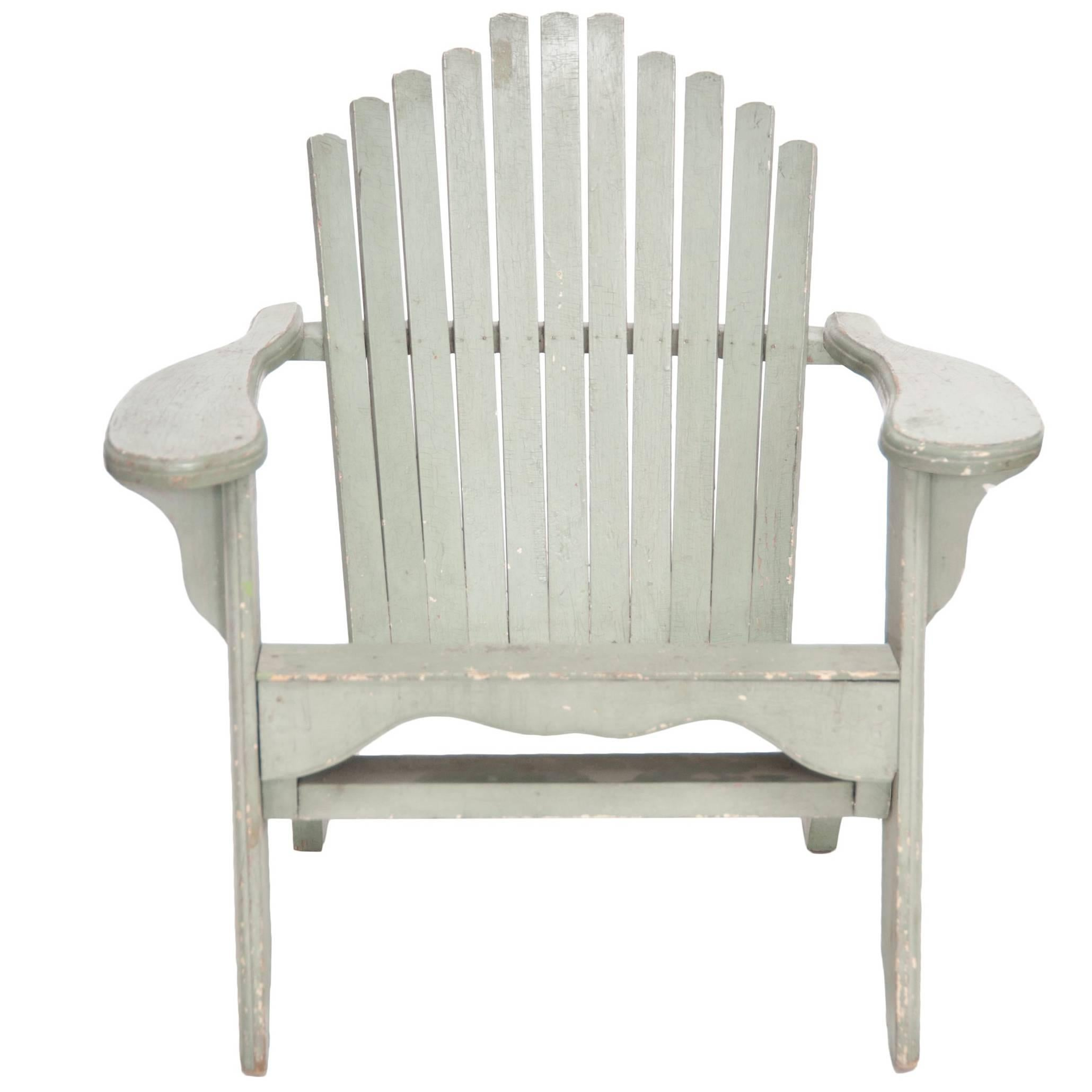 adirondack chair sale rocking chairs for nursery canada child designer unknown usa 1940s at 1stdibs