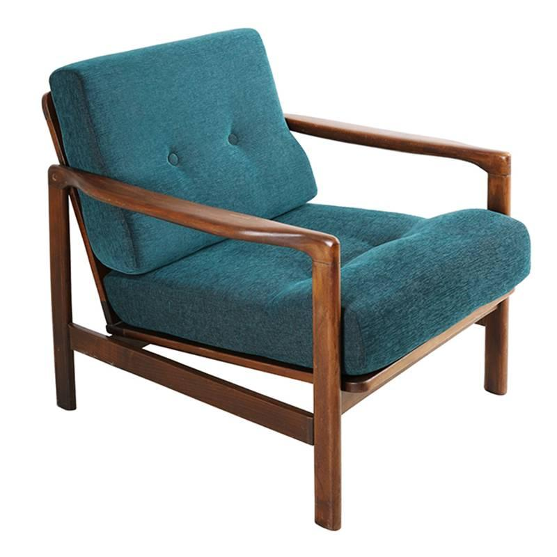 vintage arm chair wagon wheel rocking english chesterfield armchair in brown leather 1960s at 1stdibs dark green