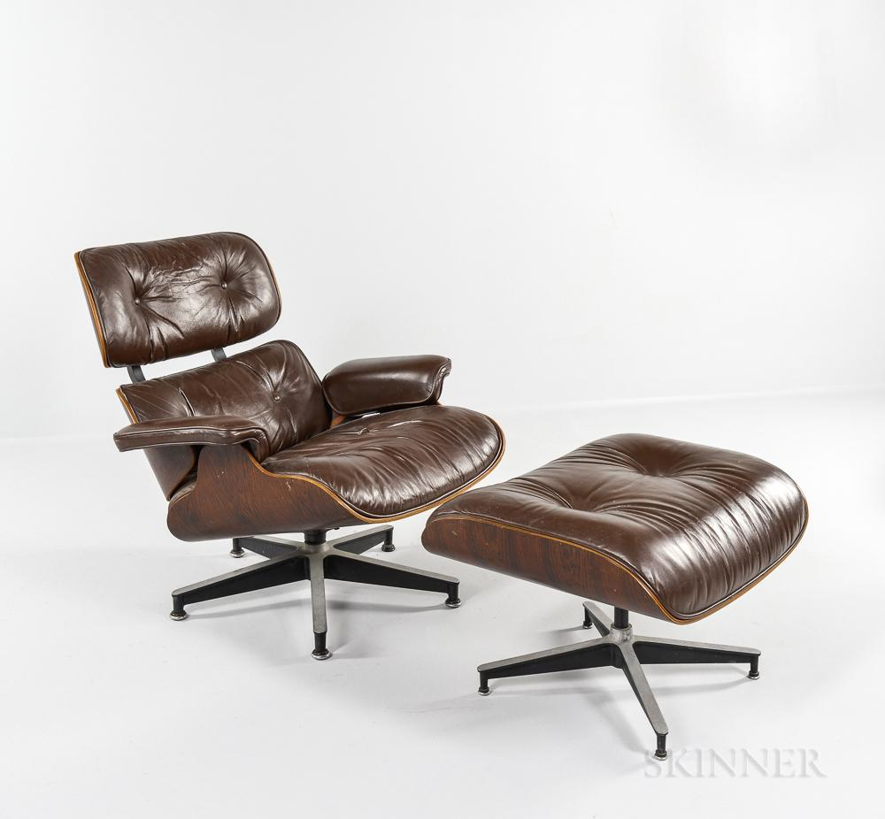 eames lounge chair for sale hammock swing nz and ottoman herman miller at 1stdibs mid century modern