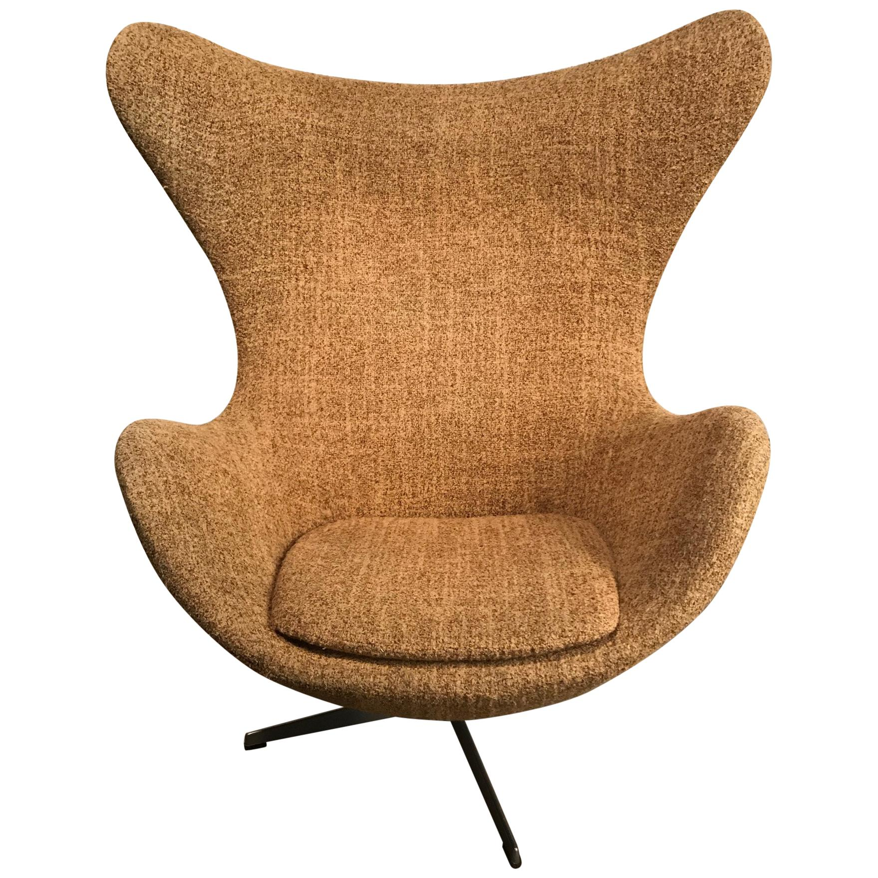 Egg Chairs For Sale Cheap Rare First Generation Egg Chair By Arne Jacobsen
