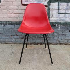 Chair Cba Steel Wedding Covers Pembrokeshire Eight Herman Miller Eames Multicolored Dining Chairs For Sale At 1stdibs