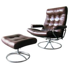 Stressless Chair Sale Cool Chairs For Rooms Ekornes And Ottoman 1970s At 1stdibs