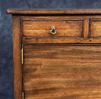 English Georgian Style Nightstands or Bedside Cabinets ...