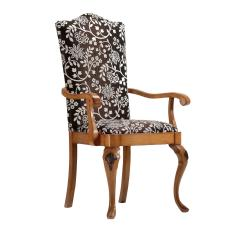 Dining Chair With Armrest Bar Height Adirondack Plans Poliform Grace Armrests In Fabric Or Leather And Upholstered