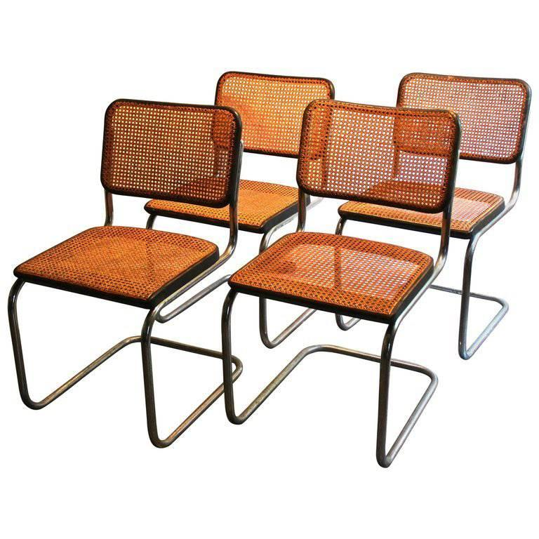 breuer chairs for sale director chair covers kmart four marcel thonet b32 bauhaus classic cesca