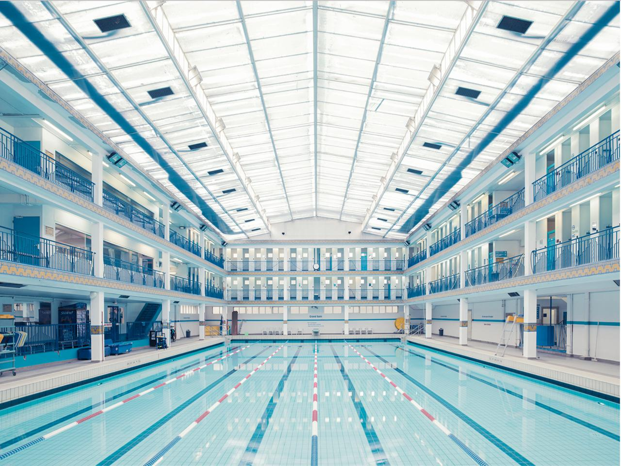 Piscine Pontoise Fitness Franck Bohbot Pontoise 3 2015 Photograph For Sale At 1stdibs