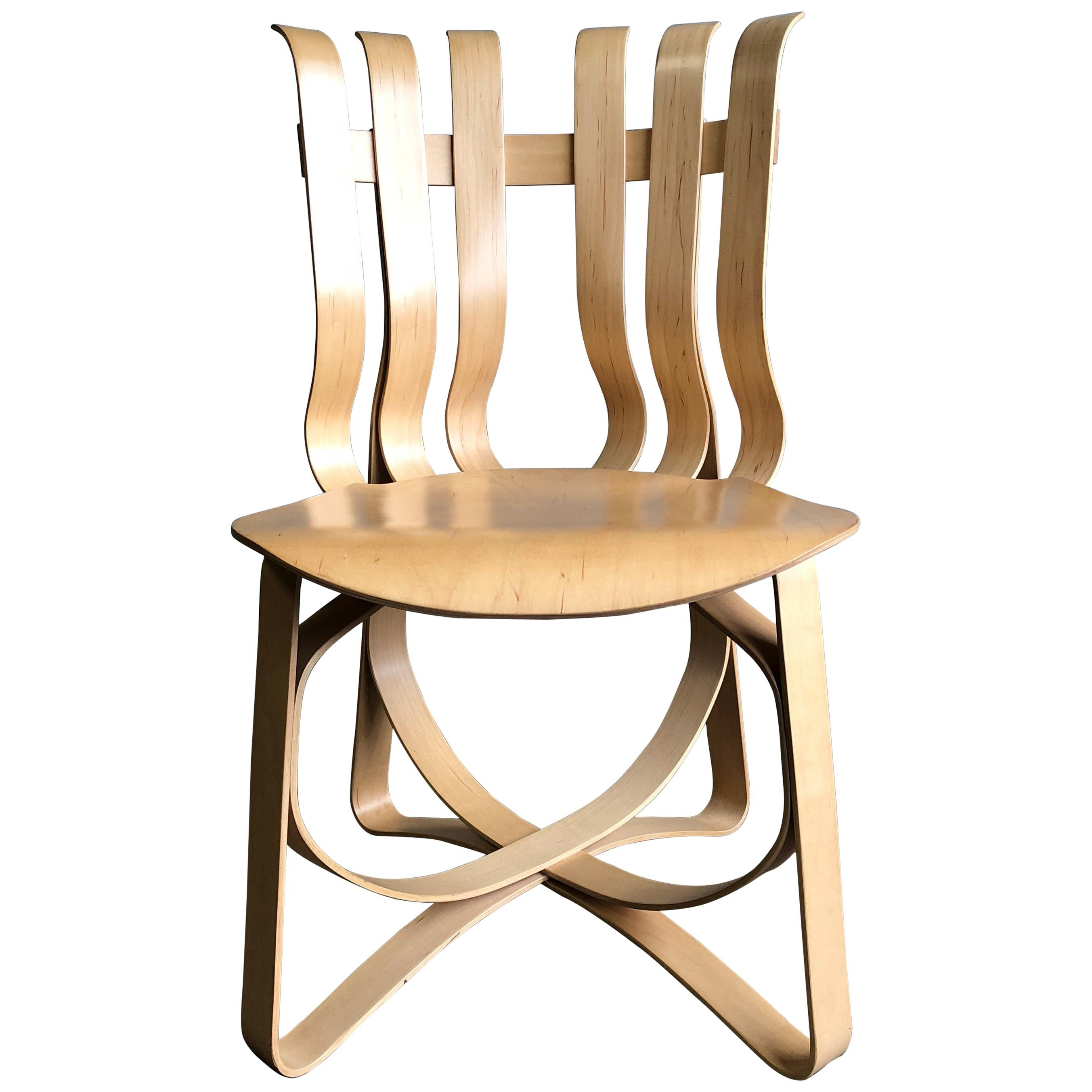 frank gehry chair covers gold coast hat trick for sale at 1stdibs