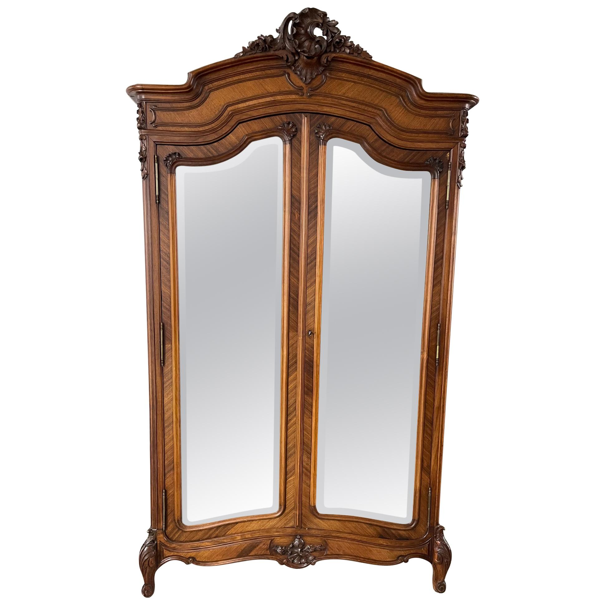 https www 1stdibs com furniture storage case pieces wardrobes armoires style louis xv