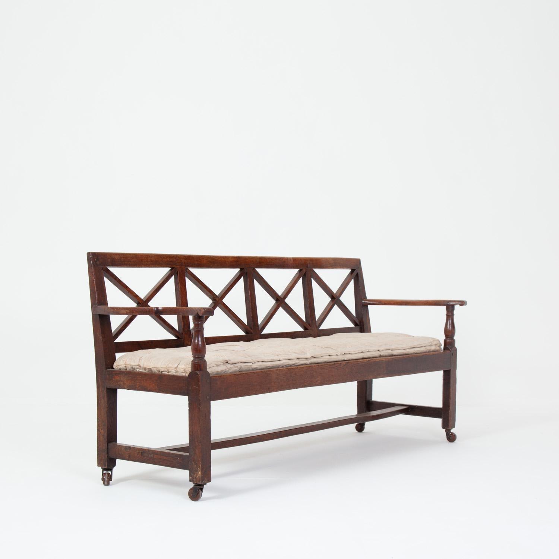 georgian westmorland bench