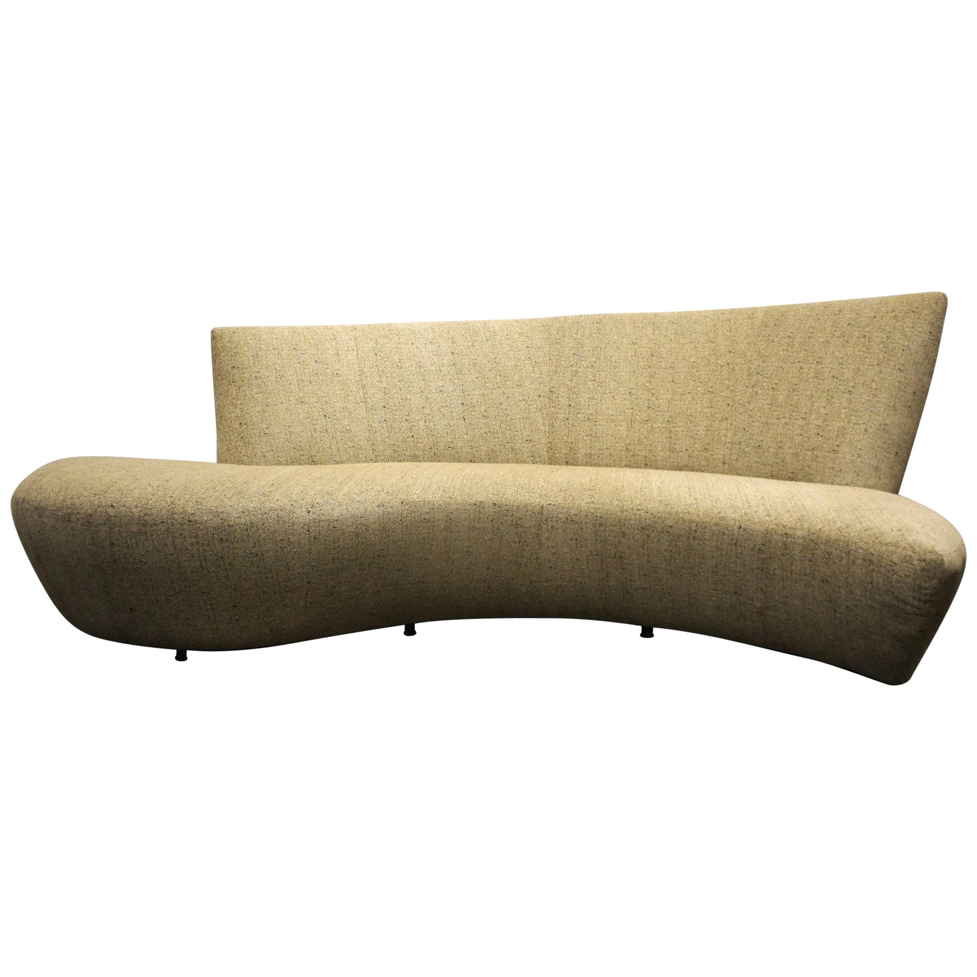 sofas comprar bilbao sofa legs metal vladimir kagan 74 for sale at 1stdibs
