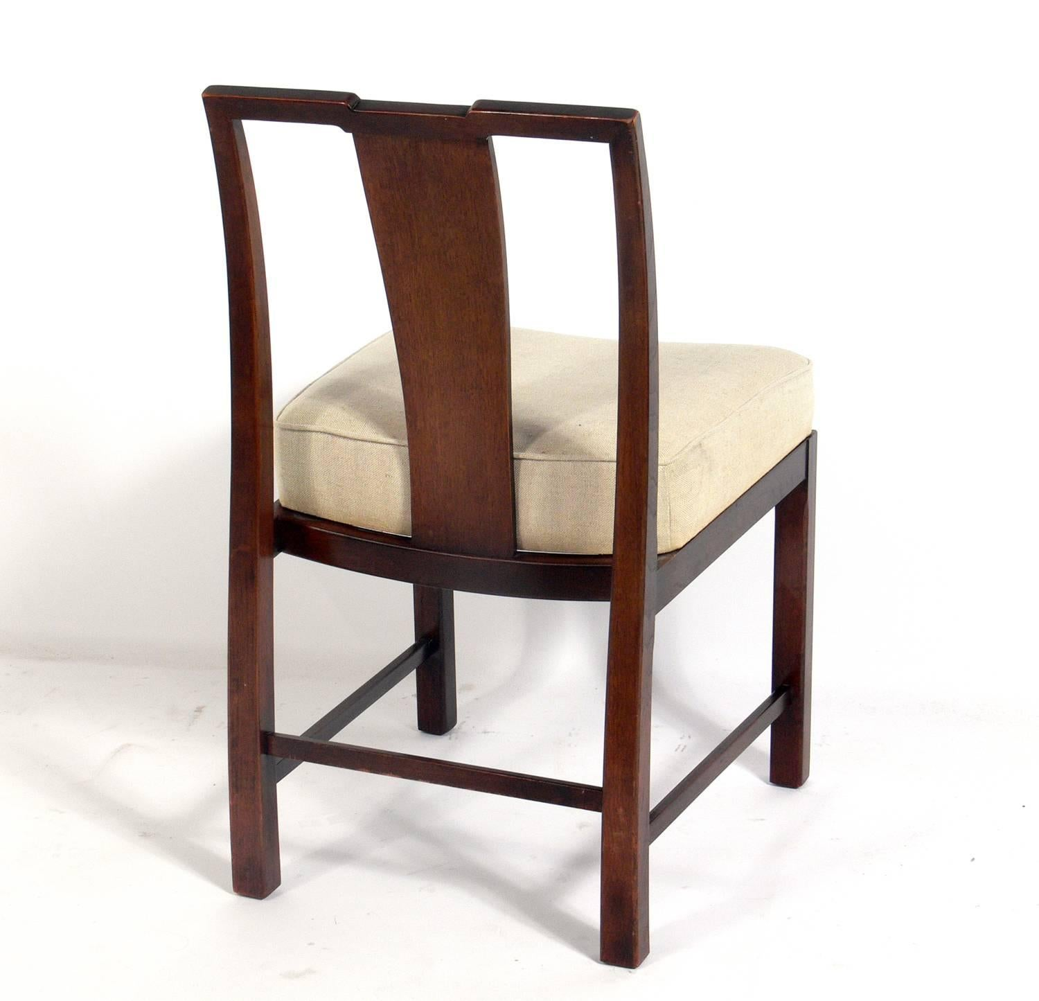 henredon asian dining chairs toddler high chair activities inspired frasesdeconquista