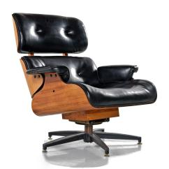 Eames Chair Canada Ergonomic Without Back Mid Century Modern Style Recliner Made In At 1stdibs Good Condition For Sale