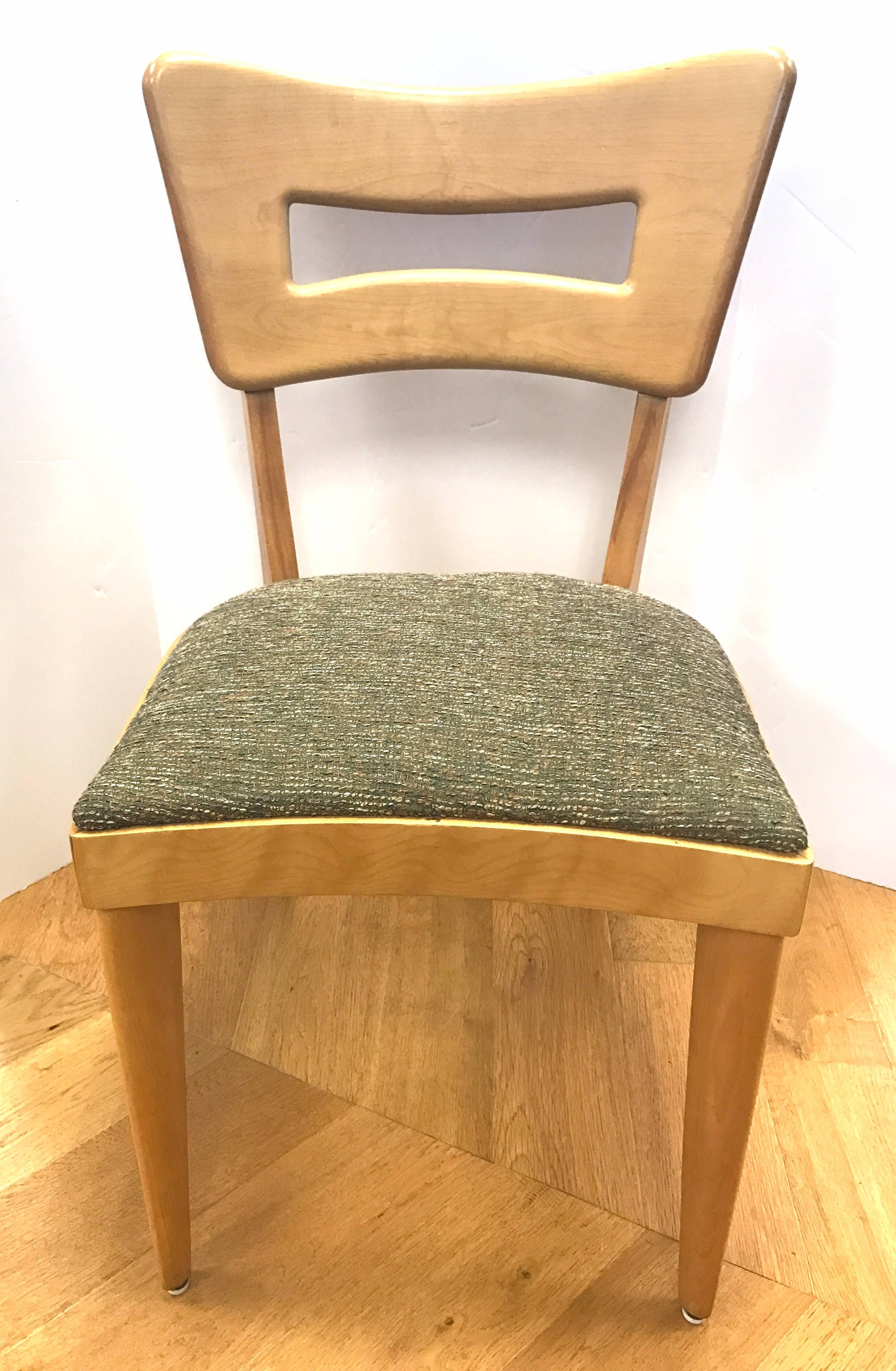 heywood wakefield dogbone chairs pool lounge chair mid century modern iconic signed dog bone produced by circa 1950 this set of four birchwood m154