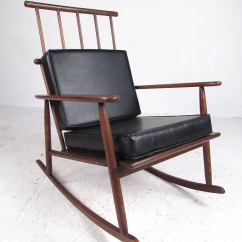 Danish Modern Rocking Chair Design Within Reach Mid Century For Sale At 1stdibs The Unique Of This Midcentury Makes A Striking Addition To Home