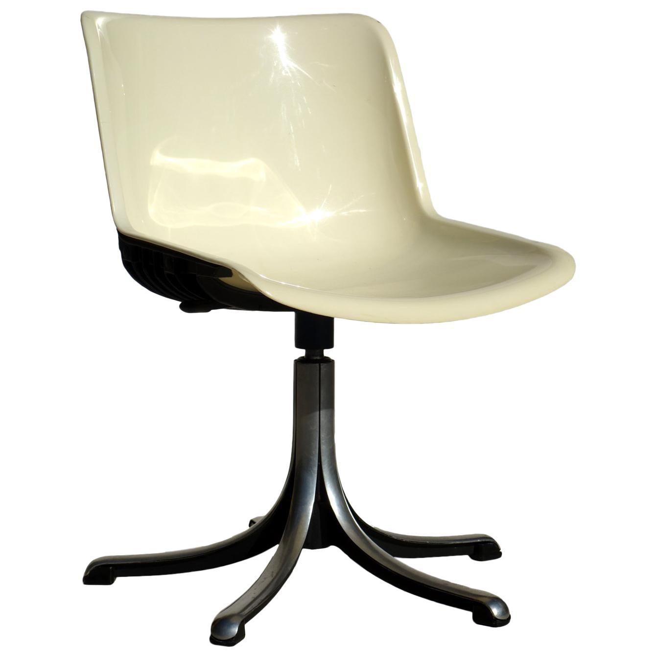revolving chair pride mobility lift chairs modus office by osvaldo borsani for tecno 1960s desk sale
