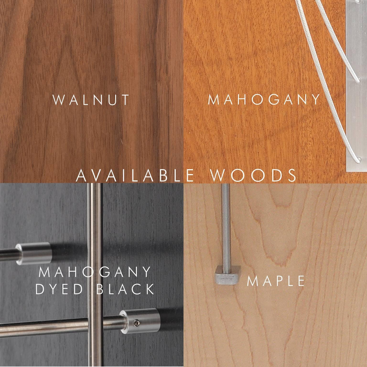 Mahogany Walnut Wood