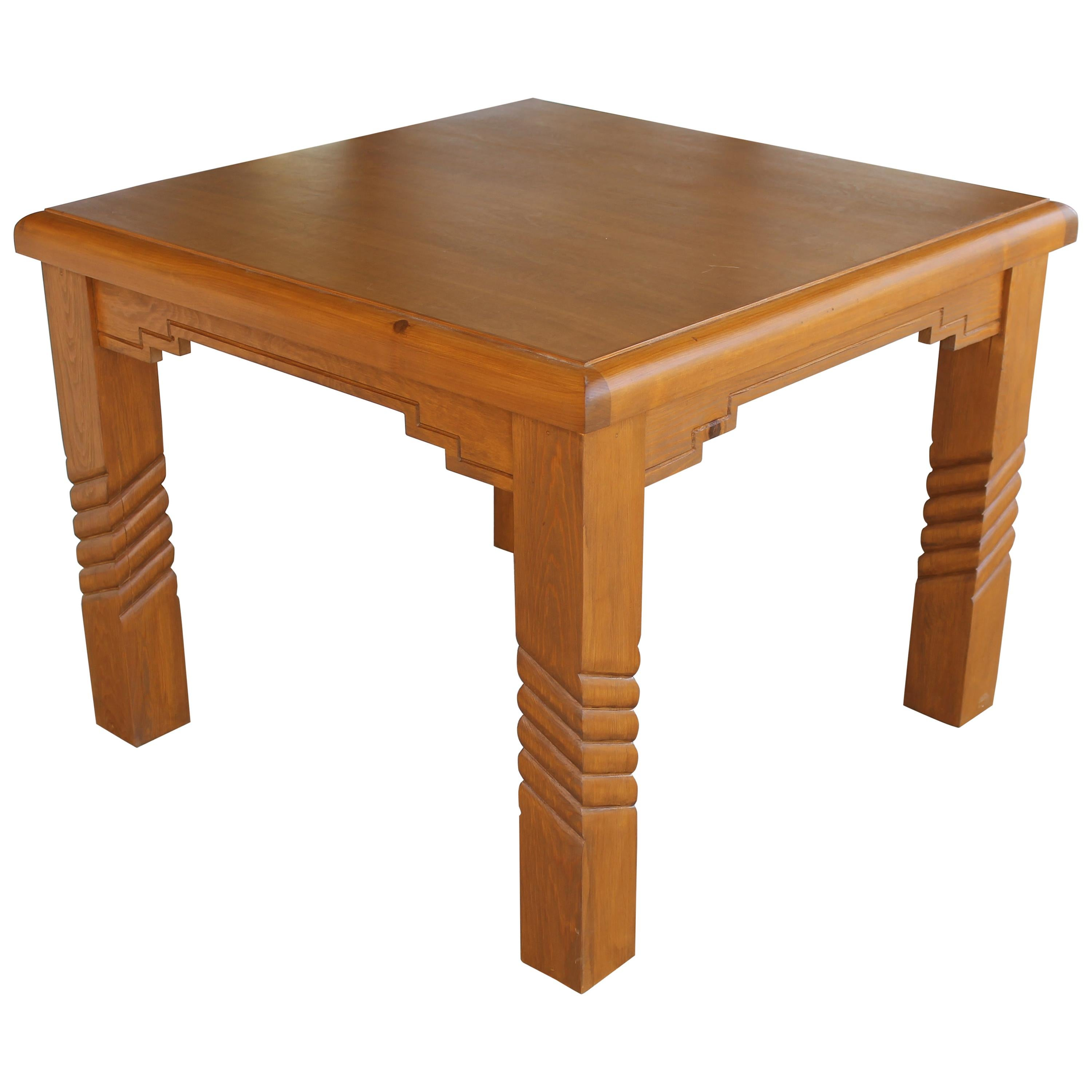 new mexican table southwest style carving