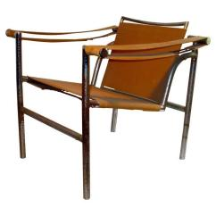 Le Corbusier Chair Plus Stool Original Thonet Lc1 Basculant Armchair For Sale At