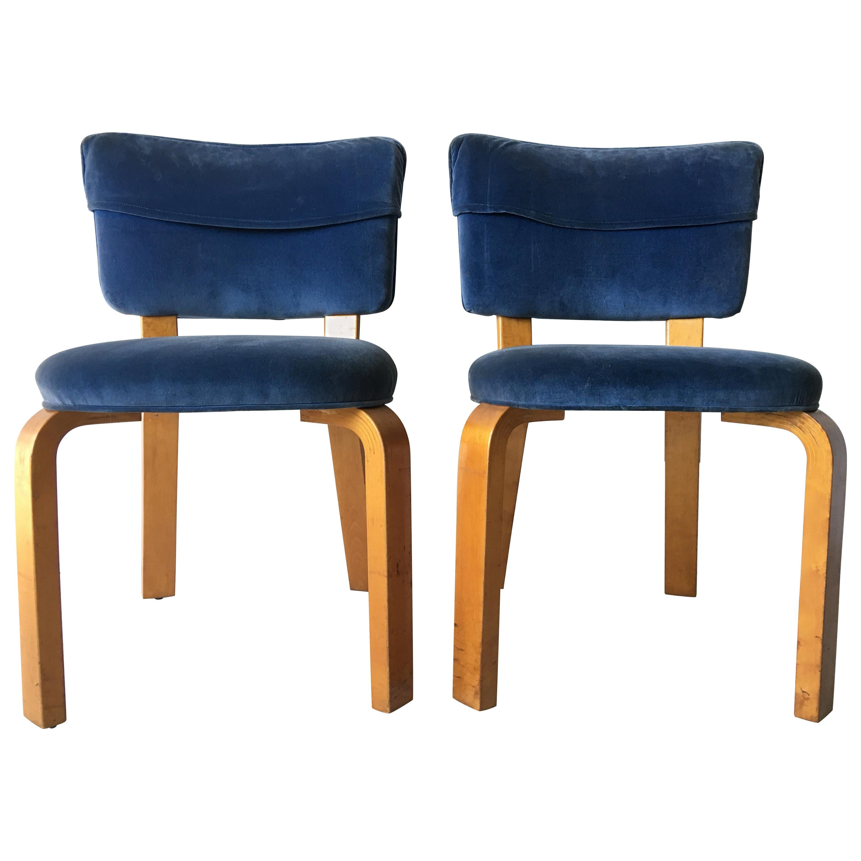 chair design model swing pod pair of early alvar aalto 62 chairs for sale at 1stdibs