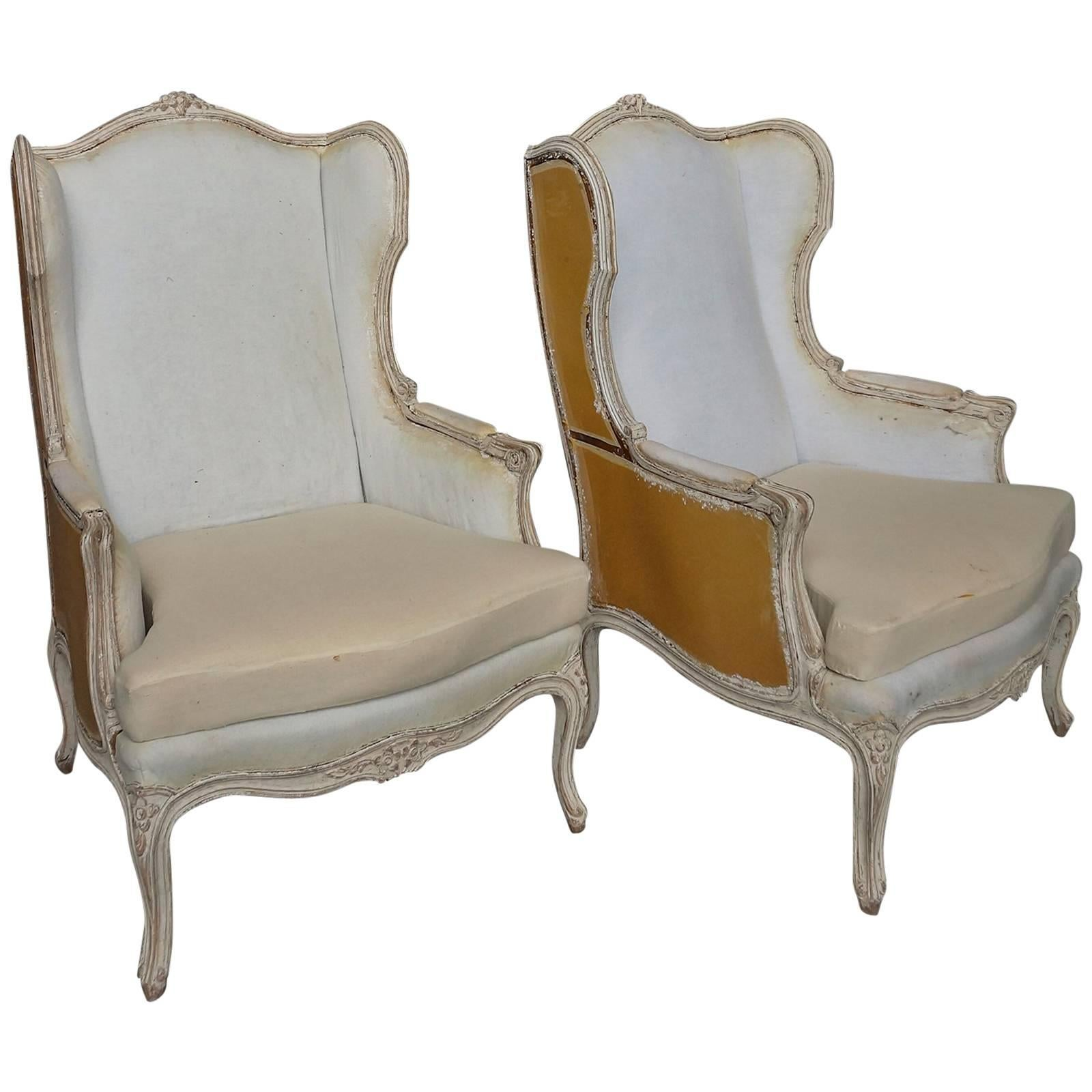 wing chairs on sale kidkraft farmhouse table and chair pair of swedish for at 1stdibs