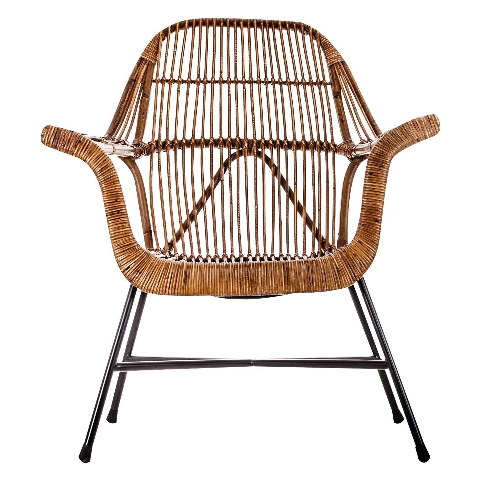 metal armchair chair covers & linens inc toyo ito suki for sale at 1stdibs rattan and midcentury design