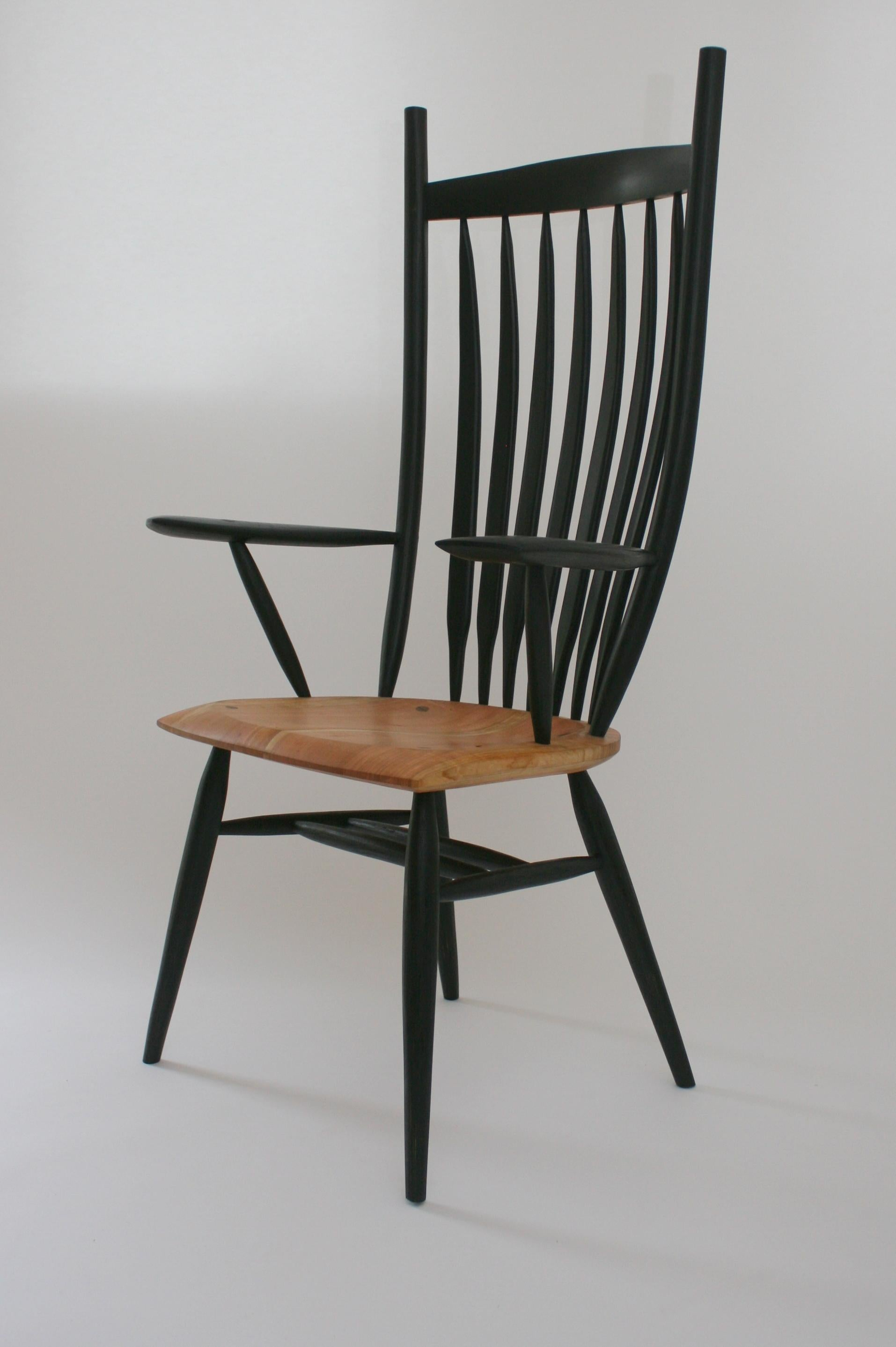 Studio Chairs Set Of 10 Handcrafted Studio Bent Chairs By Fabian Fischer Germany 2019