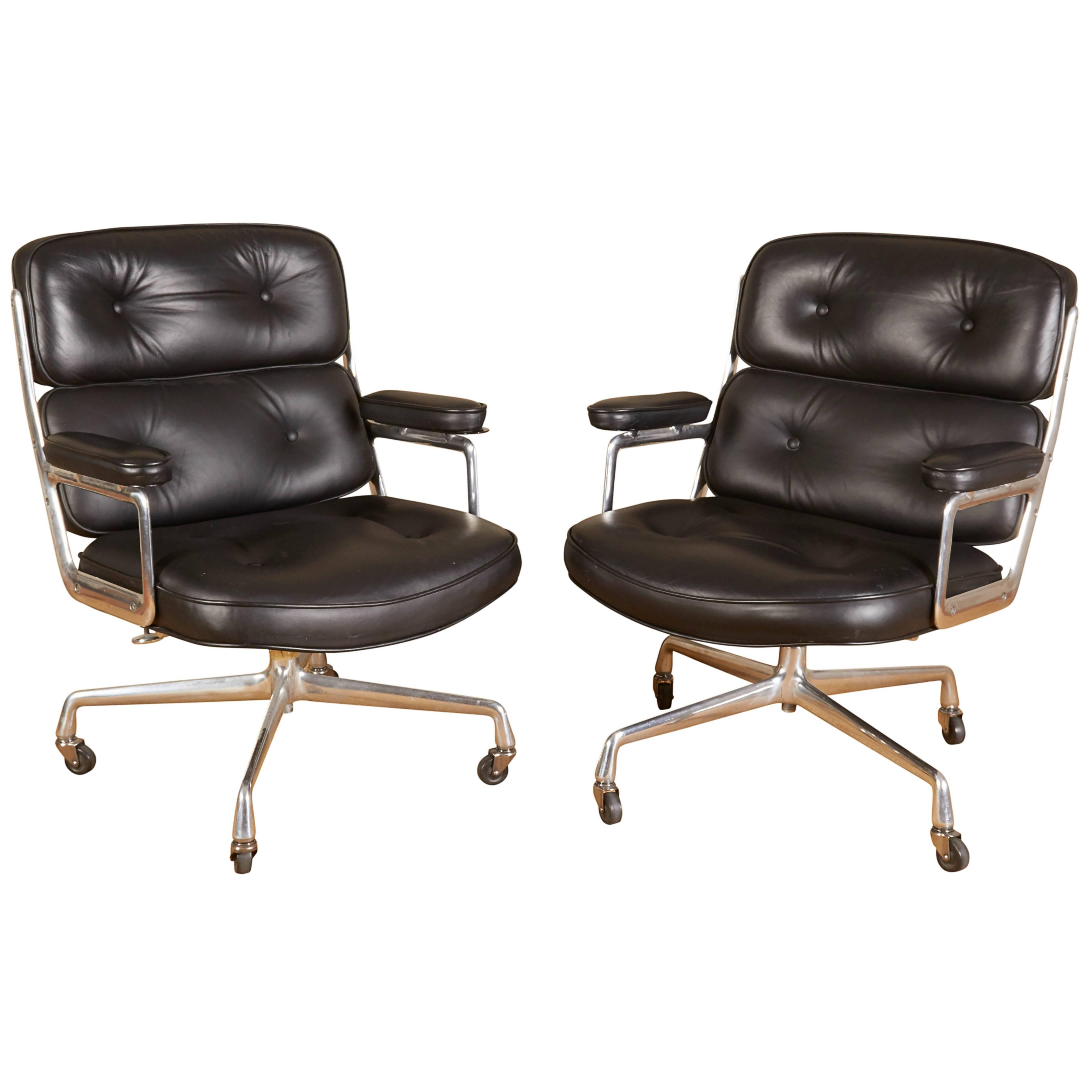 Eames TimeLife Executive Chair for Herman Miller at 1stdibs