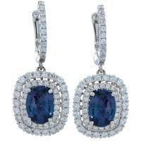 Spectacular Natural Chrysoberyl Alexandrite Diamond ...
